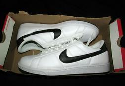 Nike Tennis Classic Mens Shoes 10.5 White Black