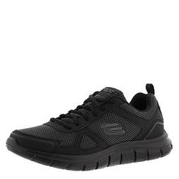 Skechers Track-Bucolo Mens Synthetic Walking