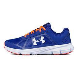 Under Armour Kids Girl's UA GGS Rave 2  Blue/Neon Coral/Gree