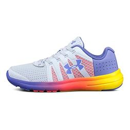Under Armour Kids Girl's UA GPS Fuel 2 AL  Oxford Blue/Brill