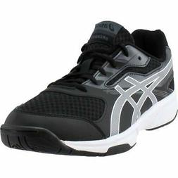 ASICS Upcourt 2  Casual Volleyball  Shoes - Black - Mens
