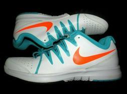 Nike Vapor Court Mens Tennis Shoes 10 White Dusty Cactus Hyp