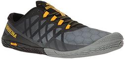 Merrell Mens Vapor Glove 3 Trail Runner, Dark Grey, 13 M US
