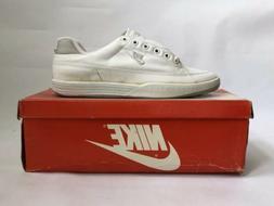 vintage nike court lite canvas sneakers tennis shoes mens si