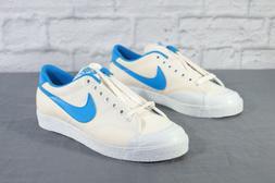 Vtg 1980s Nike All Court Tennis Shoes Men's size 7.5 White B
