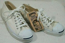 vtg men s white jack purcell tennis