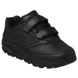 Women's Brooks 'Addiction' Walking Shoe, Size 10 W - Black