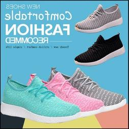 Walking Shoes Women's Sneakers Athletic Sport Shoes Breathab