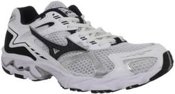 Mizuno Men's Mizuno Wave Unite Cross-Training Shoe,White/Bla