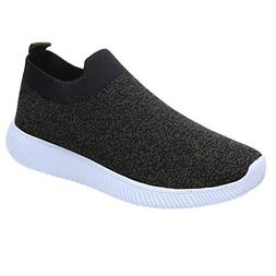 Women Mesh Walking Sports Shoes Lightweight Breathable Runni