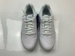 Asics - Women's Gel-Dedicate 6 Running Shoes - White/Silver