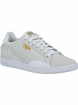 Puma Women's Match Exotic Skin Ankle-High Leather Tennis Sho