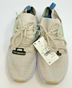 Women's Motivate Knit Athletic Sneakers C9 Champion Beige 8.