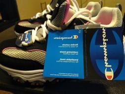 Champion Women's  Memory Foam Sneaker, Tennis Shoes Size 8 W