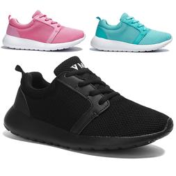 Women's Sports Breathable Casual Sneakers Running Tennis Sho