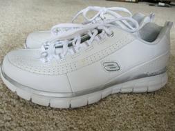 Women's Skechers Tennis Shoes Size 6 Sport Flex Elite Memory