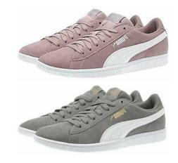 Puma Women's Vikky Suede Classic Low-Top Sneaker Tennis Shoe