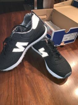 Women New Balance Size 9.5 Black Tennis Shoes