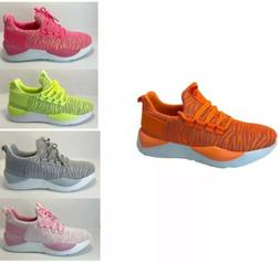 Women Sport Sneakers Shoes Athletic Running Tennis Lace Ligh