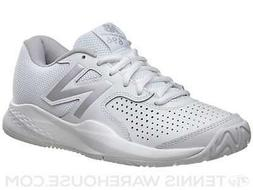 New Balance Womens 696v3 Low Top Lace Up Tennis Shoes, White