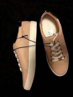 Womens 9 M Liz Claiborne Warwick Blush Tennis Shoes Sneakers
