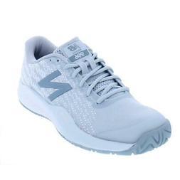 New Balance Womens Gray Tennis Shoes Sneakers 5.5 Medium  BH