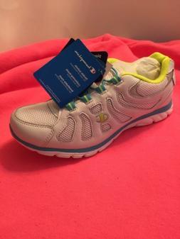 Champon Womens Solstyce Memory Foam Insole Sneaker tennis sh