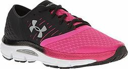 Under Armour Womens UA Speedform Solstice  Athletic Shoe- Pi