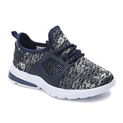 youth breathable camouflage lace running