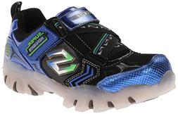 Boys Youth Skechers Magic Lites Athletic Shoe